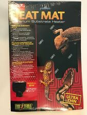 ExoTerra Reptile Heat Mat Pad 10-20 gallon Terrarium Heater -Small 8w PT-2016