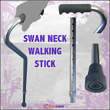 Walking Stick Aluminium adjustable Brand NEW weight rated
