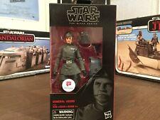 Hasbro Star Wars General Veers Black Series 6 inch Action Figure