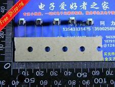 50pcs Tape 2pin  Tact Switch Light blue botton switch  Volume 6*6*5mm
