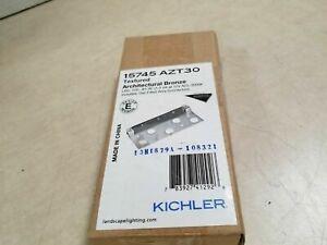 Kichler Lighting 15745AZT30 0.81W 12V LED 3-Light Landscape Light