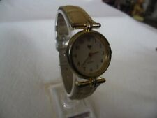 LADIES LIP  QUARTZ WATCH NEW SWISS MADE RENATA BATTERY GOOD WORKING ORDER.