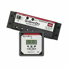 Morningstar SunSaver Duo 25A 12V dual battery solar controller (with LCD meter)