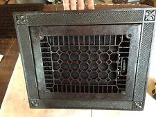 Antique Cast-Iron Honeycomb Style Heating Great Tc 92