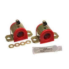 Energy Suspension Sway Bar Bushing Kit 8.5128R; 24.00mm Front Red for Matrix