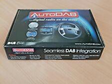 AutoDAB CTDAB-AU1 Add On Car DAB Radio Tuner Interface