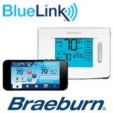 Braeburn BlueLink Universal Programmable Smart Wi-Fi Thermostat 7300