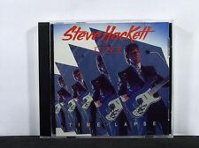 Steve Hackett-Live Time Lapse-CD