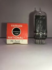 NL5441 Varian National Electronic Readout Nixie Tube Vacuum NL-5441Arduino Clock