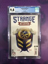 Strange Academy #2 CGC 9.8 2nd Printing Marvel Comics Doctor Strange