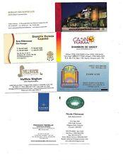 8  Canada Casino  Business Cards