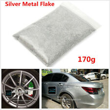 """170g 0.4mm/0.016"""" PET Silver Car Body Metal Flake For Auto Car Paint Additives"""
