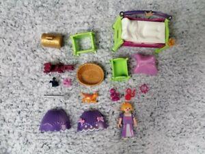 PLAYMOBIL , Prinzessinnen Kinder - Zimmer 6852 (gebraucht)