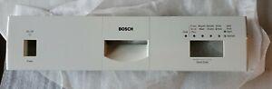 00475119 Bosch Dishwasher Facia Panel AP3858261 PS8717053