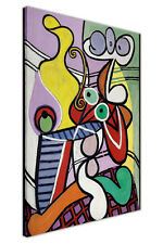 GREAT STILL LIFE BY PABLO PICASSO PAINTING FRAMED PICTURES CANVAS WALL ART PRINT