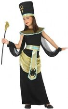 Déguisement Fille CLEOPATRE 10/11/12 Ans Enfant Reine Egypte Egyptienne NEUF