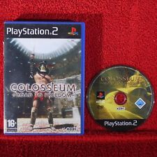 Colosseum Road To Freedom-PlayStation 2 PS2 ~ PAL ~ 16+ Adventure/RPG