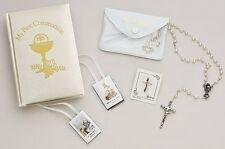 5 Piece Deluxe First Communion Set for Girl