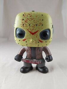 Movies Funko Pop - Jason Voorhees (Bloody) - Friday the 13th - No. 01 - OOB