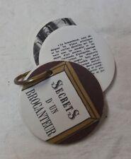Les O - N. 53 - Robert Morel - secrets d'un brocanteur  - livre objet