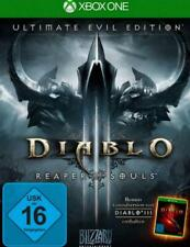 Xbox One Diablo 3 + III Reaper of Souls Ultimate Evil Edition Neuwertig