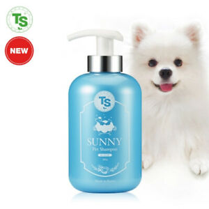 TS Sunny Pet Dog Shampoo 500g Suitable for Long Short Curly All Hair Type Breed