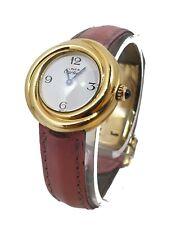 Cartier deve de Cartier Vermeil Ladies Watch
