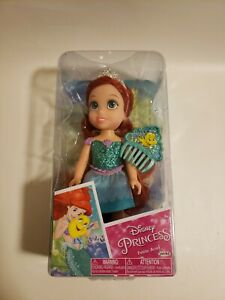 Disney Princess Petite Ariel Jakks Doll Toys Pocket Size