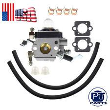 Carburetor For Wacker Bs50-2 Bs50-2i Bs60-2 Bs60-2i Bs70-2i W/ Fuel Line Gaskets