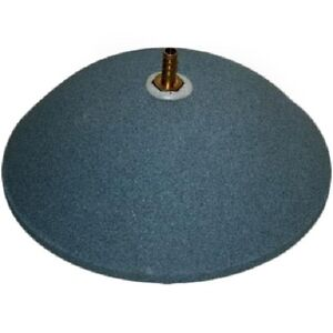 """6""""  15cm Dome Sintered Airstone, for use in Water Garden Pond Aquarium Aeration"""