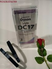 Dyson Vacuum Cleaner Style DC17 Vacuum Belts 2 Pack