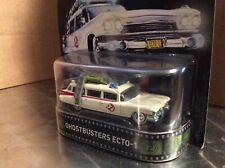 Fantasma Busters Retro Ent Cadillac Ambulancia 1959 Hot Wheels