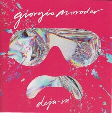 Giorgio Moroder Deja-Vu Cd incl: Right Here, Right Now feat. Kylie 2015