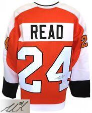 Matt Read Signed Flyers Jersey (JSA COA)  Playing career  2011–present