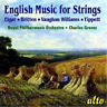 English Music for Strings (US IMPORT) CD NEW