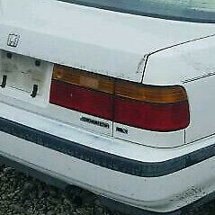 Honda Accord 2 Door, 4 Door Sedan: 1990, 1991, Right Tail Reverse Light