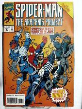 Spider Man The Arachnis Project n°6 1994 ed. Marvel Comics  [G.180]