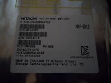 "Hitachi Ultrastar 7K3000 2 TB,Internal,7200 RPM,3.5"" (0F12455) Hard Drive"