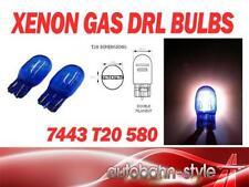 P21W/5w Drl Bombillas 580 7443 7440 T20 5000k VAUXHALL INSIGNIA 2009+