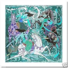 """Ma Qui Polo Spring"" Limited Edition Numbered & Hand Signed by ZU MING HO 2/99 !"