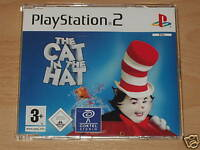 THE CAT IN THE HAT PS2 FULL SUPER RARE SONY PLAYSTATION PROMO brand new PAL !