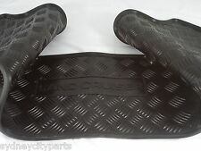 TOYOTA LANDCRUISER 100 SERIES RUBBER FLOOR MAT 2ND ROW 1998-2007 NEW GENUINE