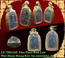 Rare!Phra LP THUAD Wat Chang Hai Pim Phra Rod OLD Buddha Lucky Rare Pendant