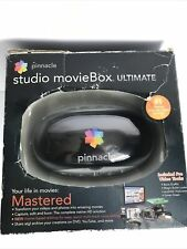 Pinnacle Studio Moviebox Ultimate [OLD VERSION] Mastered