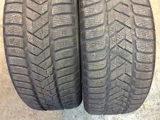 2  Winterreifen  Pirelli Sottozero 3  205/50R17 93H M+S