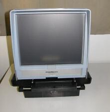 Microfiche Reader Viewer New Old Stock Gakken Macro-Vu Gmr-230 Working