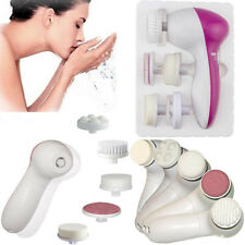 5-1 Multifunction Electric Facial Face Cleansing Brush Spa Skin Care massage