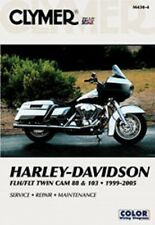 Clymer Repair Shop Manual Harley Davidson Electra Glide Std/Classsic/Ultra 99-05