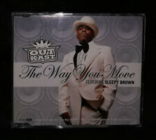 The Way You Move [Single] by OutKast featuring Sleepy Brown (CD 2004) Australia