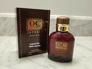 INTENSE CLASSIC NIGHT High Quality Impression Perfume for Men 100 ml 3.4 floz